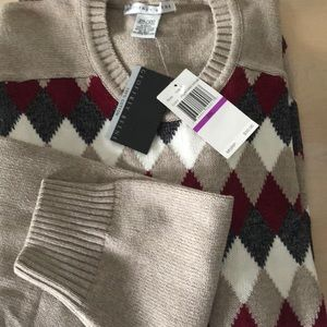 Men's Geoffrey Beene Cotton sweater